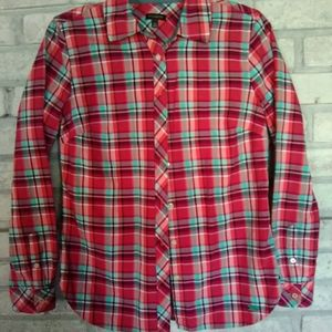 Talbot's Button Up Shirt Sz XS